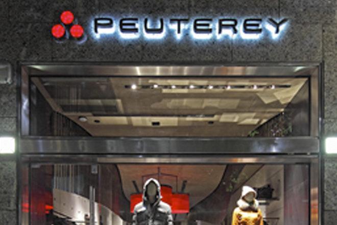 Concept Store Peuterey