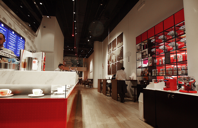 Illy Flagship Store