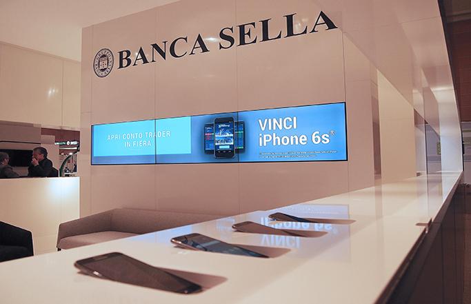 Banca Sella, IT Forum 2016